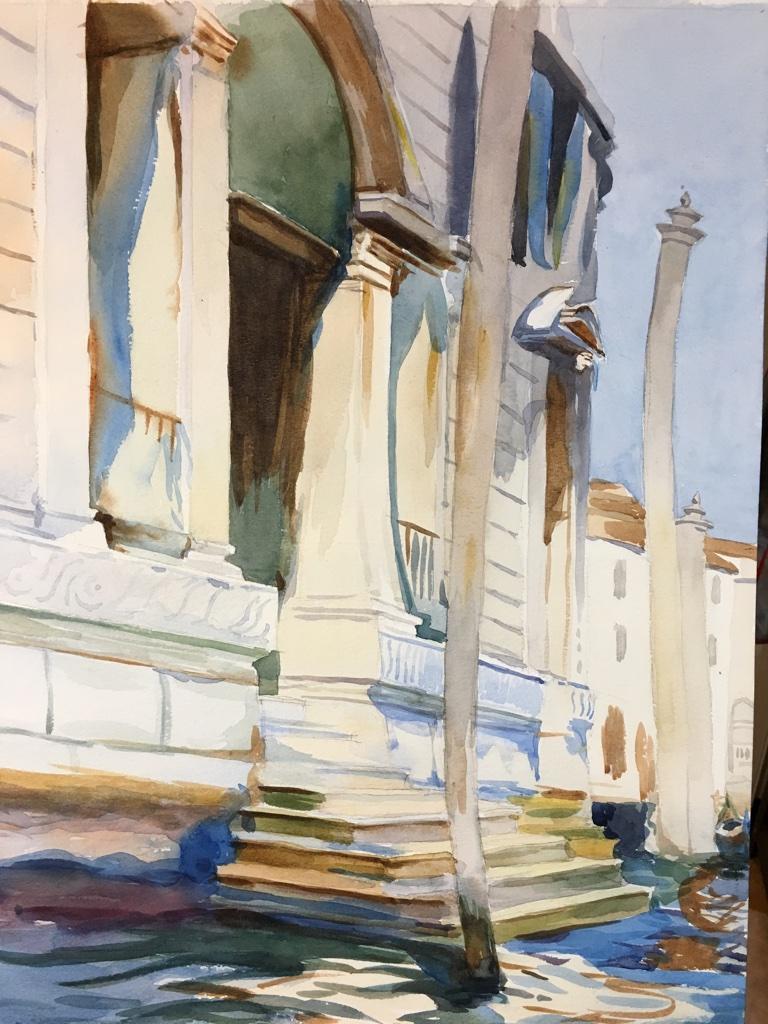 Sargent_Venetian Palace